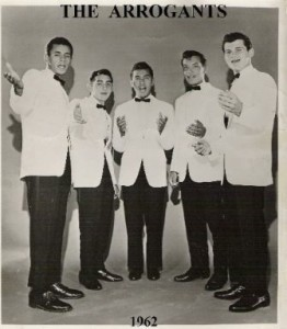 The Arrogants 1962